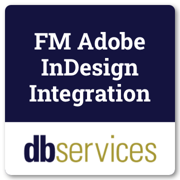FM Adobe InDesign Integration logo