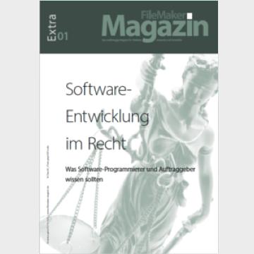 Software-Entwicklung im Recht logo