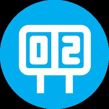 fmScoreKeeper logo