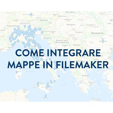 Integrare Mappe in FileMaker logo